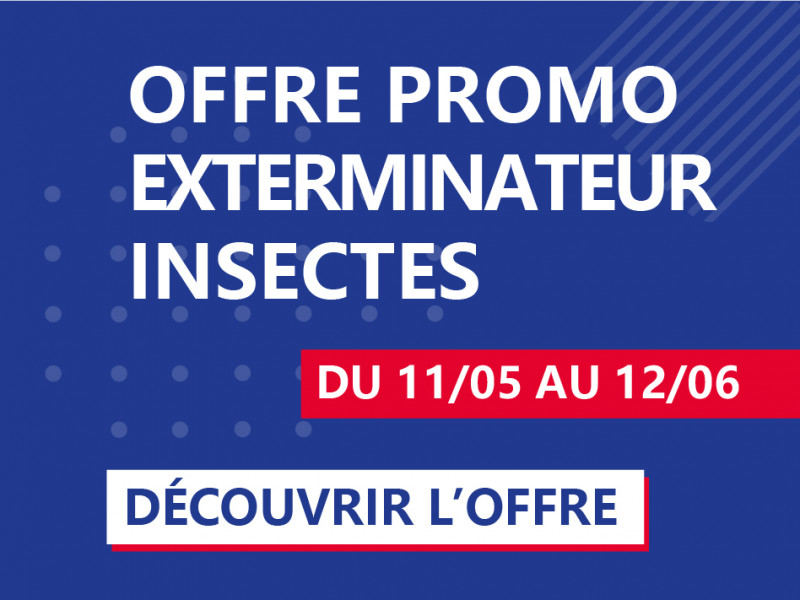 OFFRE anti nuisibles